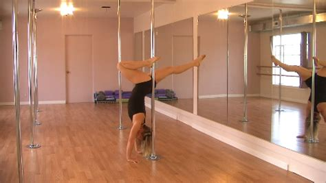 pole workouts for the best to escape