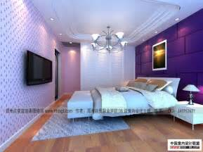 Bedroom Decorating Ideas With Purple Walls Modern Bedroom Designs