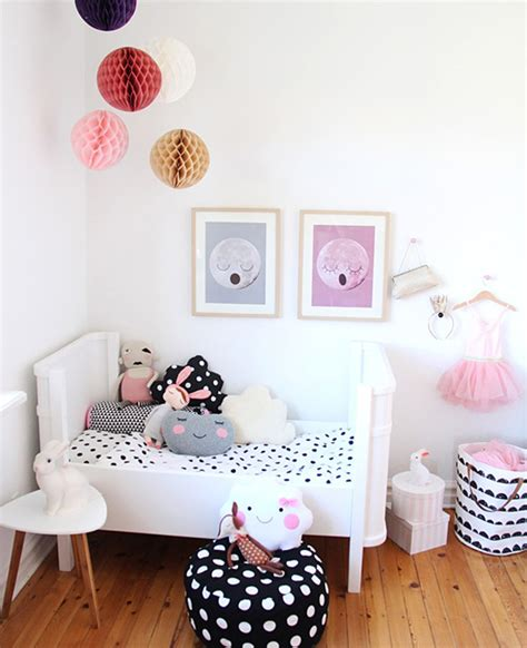 the sweetest girl s nordic room from instagram petit small a sweet and funny scandinavian girl s room petit small