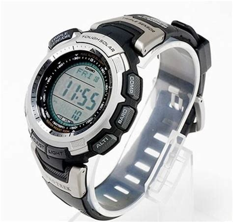 Casio Prg 110 1v Tough Solar sports outdoors watches reduced by r2300 00 casio