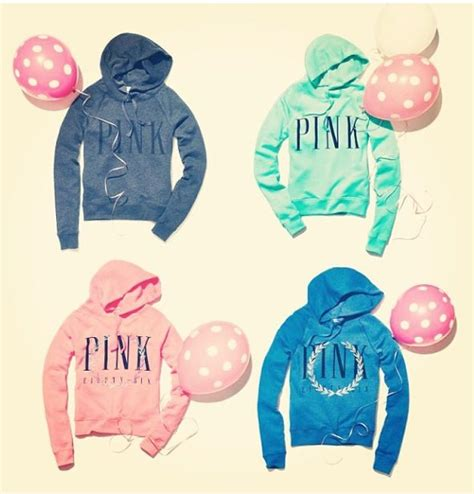 10 Cutest Victorias Secret Pink Items by Secret Pink Sweaters Want Them All