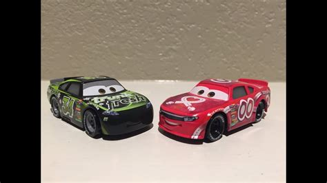 cars motor speedway of the south mattel pixar cars 3 motor speedway of the south 11 pack