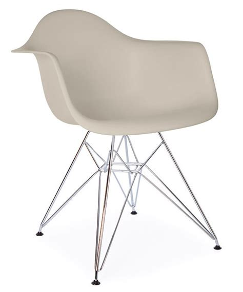 Plastic Armchairs by Molded Plastic Armchair With Metal Legs Or Wooden Legs