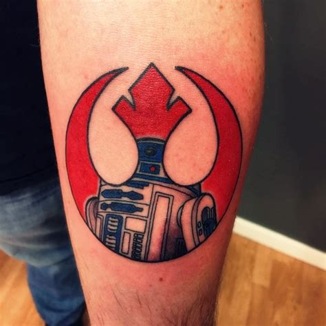 rebel alliance tattoo 250 most memorable wars