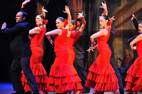 ensemble espanol brings flamenco passion  montgomery