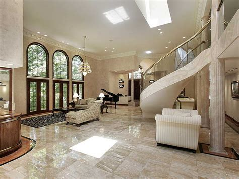 How to decorate home with marble stone?     Interior