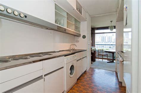 Kitchen Ec2 by Barbican Living Split Level Apartment In Mountjoy House