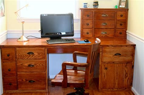 Computer Desk Built In Built In Computer Desk By Jim1953 Lumberjocks Woodworking Community
