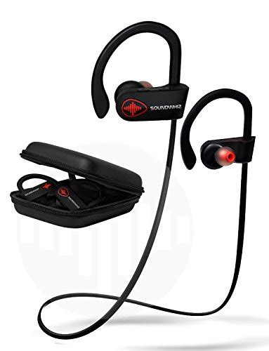 best earbuds sweat wireless bluetooth earbuds soundwhiz sweat proof running