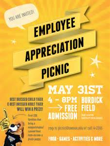 employee appreciation template employee appreciation day flyer template pictures to pin