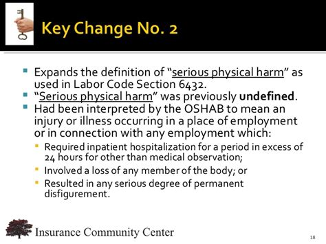 labor code section 432 7 cal osha ab 2774 the new law that could impact you