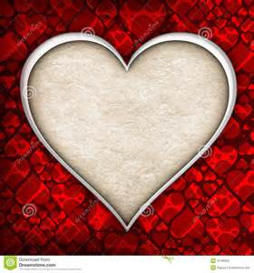 valentines day background template stock photography