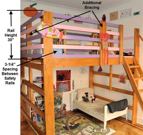 bunk bed with play area underneath loft bed with play area above child s play