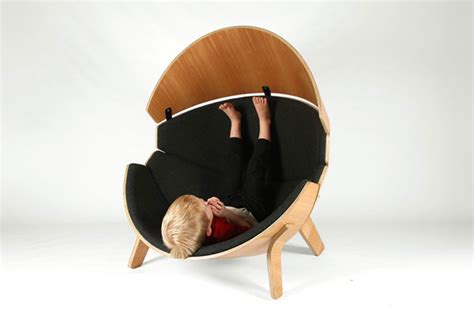 comforting feeling the hideaway chair for childcare company new shoots