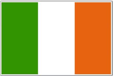 ireland colors flag ireland flag