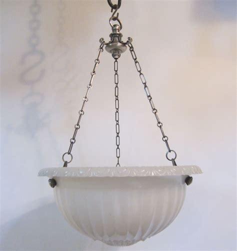 Large Glass Pendant Light Large Moonstone Glass Pendant Light Exeter Antique Lighting Company