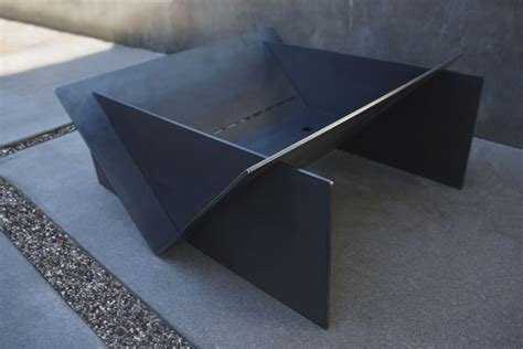 Todesstern Feuerstelle by Stahl Firepit 2 J9ewzo Metall Design