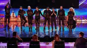 light balance live show paddy jones and nico espinosa salsa their way to bgt 2014
