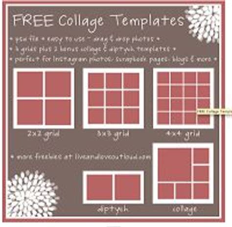 collage templates for adobe photoshop 5 photoshop collage templates photoshop lightroom
