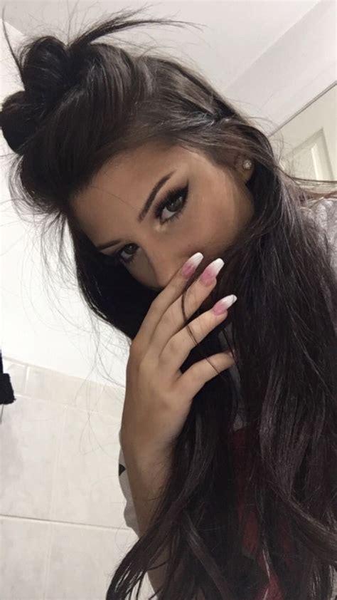 woman with the longest latino pubic hair puts it on display pinterest mbg2019 black dark brown hair
