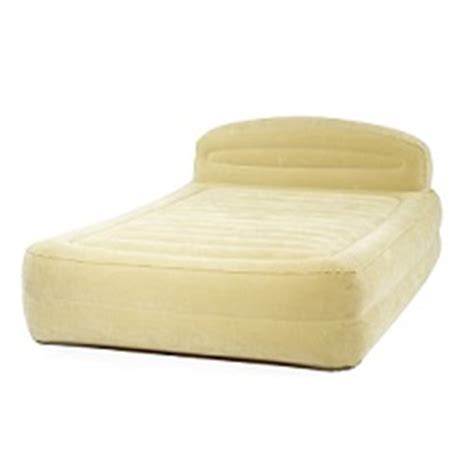 inflatable bed with headboard favorite inflatable air beds and mattresses with mini and