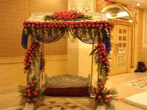 indian wedding jhula swing  mehandi  haldi