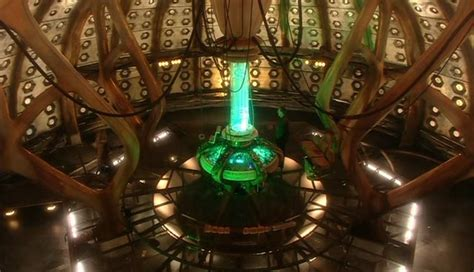 9th Doctor Tardis Interior by The Tardis Of The Ninth Doctor Beyond The Marquee