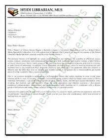 Cover Letter For Librarian by Media Librarian Cover Letter Sle