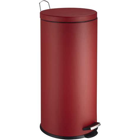poubelle a pedale cuisine poubelle de cuisine 224 p 233 dale frandis m 233 tal 30 l