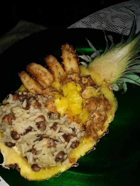 shrimp boat recipe pineapple jerk chicken and shrimp boat