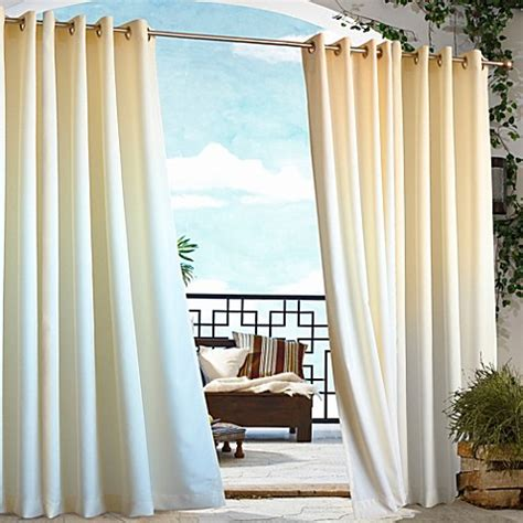 buy outdoor curtains buy commonwealth home fashions gazebo outdoor curtain 84