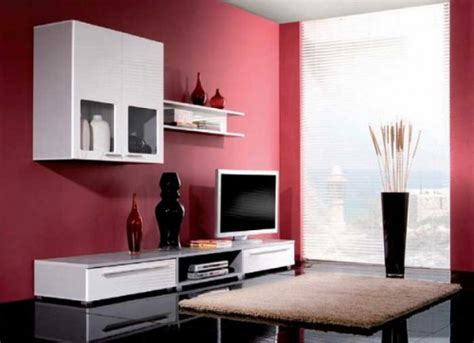 home inside colour design home interior design red color beautiful homes design