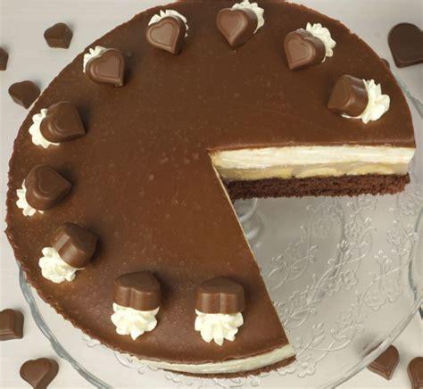 besondere kuchen rezepte milka herz torte f 252 r besondere anl 228 sse evas backparty