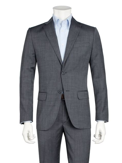 Valentino Suit valentino suit grey in gray for grey lyst