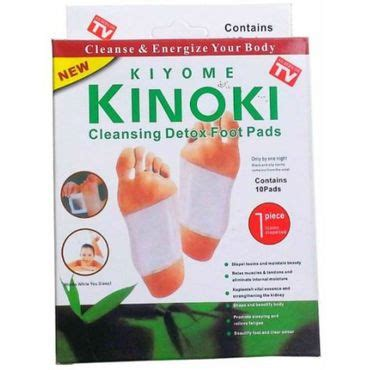 Kinoki Detox Foot Pads Do They Work by As Seen On Tv Kinoki Foot Pads Do They Work