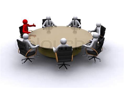 Armchair Organizers Administrative Armchair Blue Board Of Directors Boss