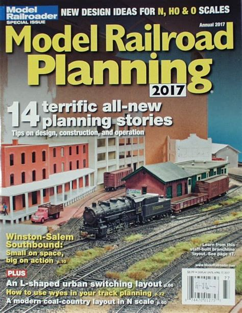 American Model Railroads Monthly News Of All Incoming Items