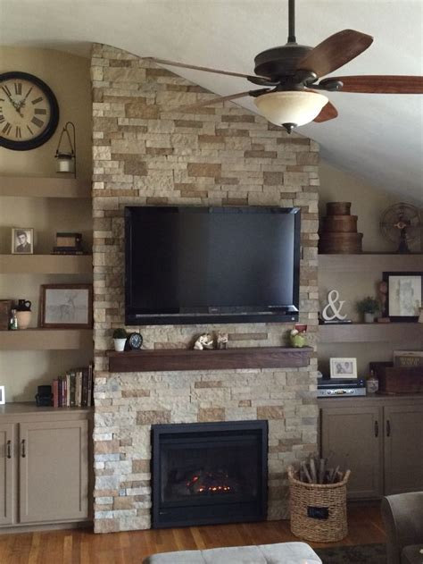 25 best ideas about airstone fireplace on