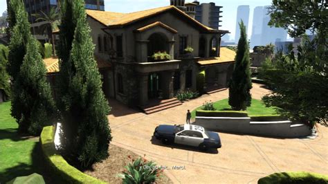 Gta 5 Rich House Youtube