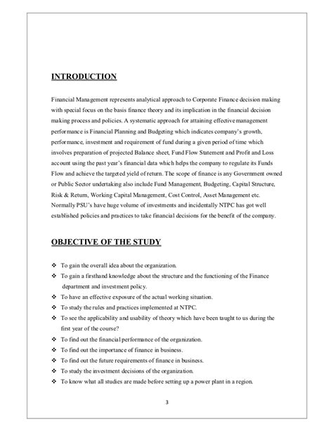 Mba Project Report On Flow Management by 38240040 Mba Project Report Fin