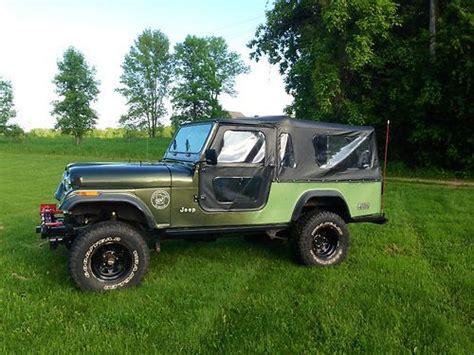 Jeep Wheelbase Purchase Used 1986 Jeep Cj8 Scrambler Wheelbase Cj7