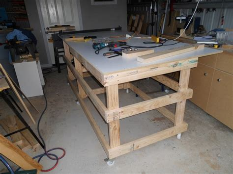 how to build a saw bench how to build diy table saw table pdf plans