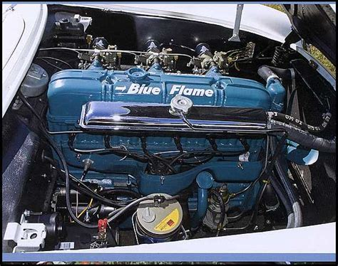 engine color 1951 chevrolet engine color engines inliners