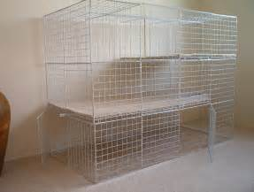 Cages For Rabbits Gallery For Gt Indoor Rabbit Cages