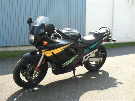 1996 Suzuki Katana Buy 1996 Suzuki Gsx600f Sportbike On 2040 Motos