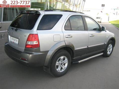 Kia 2005 Problems 2005 Kia Sorento For Sale 2400cc Gasoline Manual For Sale