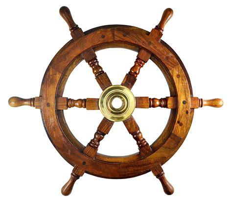 boat steering wheel decor ship wheel ships steering boat pirate captains nautical