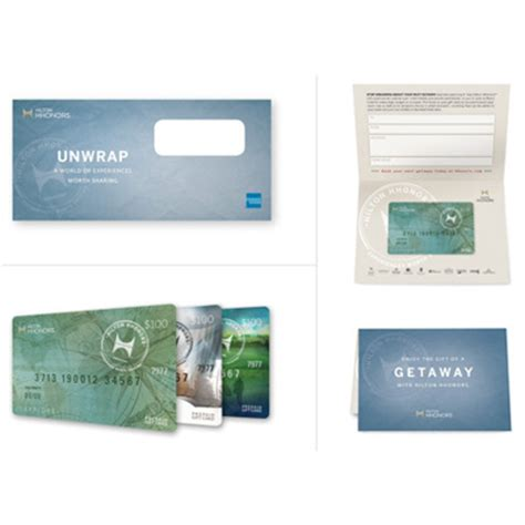 Hilton Honors Gift Card - choice rewards