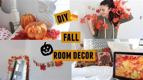 diy fall room decor diy easy fall room decor how to spice up your room for fall