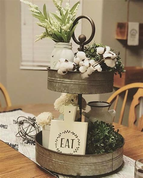 Centerpiece Ideas For Kitchen Table Best 25 Farmhouse Table Centerpieces Ideas On Farmhouse Table Decor Dining Table